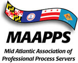 Mid Atlantic Association of of Professional Process Servers