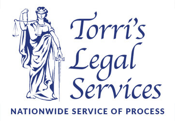 Torri's Legal Services - Process Server